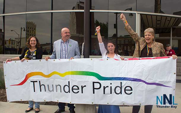 Thunder Pride Week June 7-14 in Thunder Bay