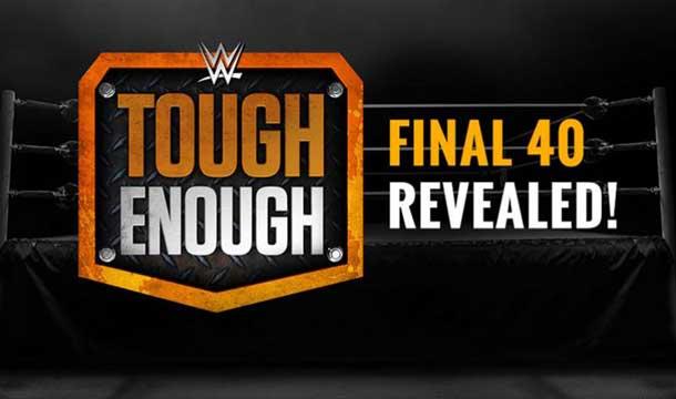Tough Enough WWE