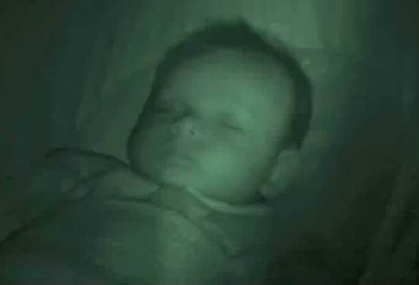 Research into sleep patterns and babies from London