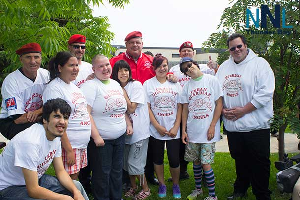 Making a difference in Thunder Bay - The Guardian Angels ramp up the efforts