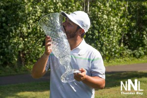 J J Spaun wins the 2015 Mackenzie TOUR - PGA TOUR Canada Staal Foundation Open