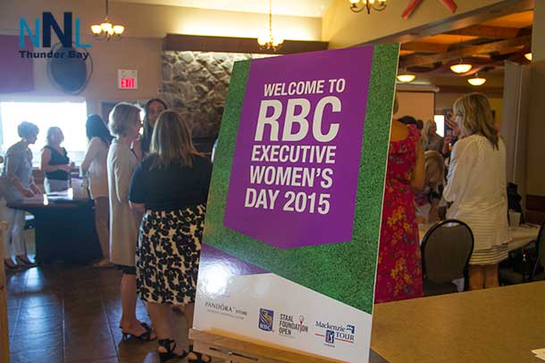 RBC Womens Executive Day takes on Staal Foundation Open to network, have fun and raise money for the charity.