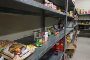 Summer has high demand at a time when many don't donate to Shelter House...hunger does not have a season