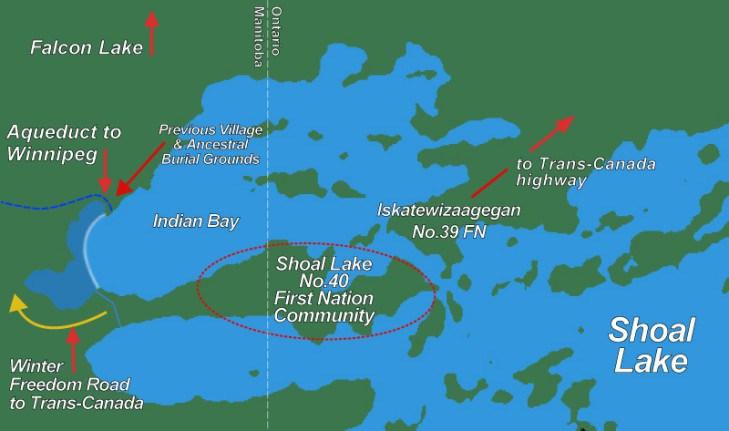 Shoal Lake #40