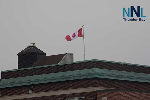 Air quality in Thunder Bay is being impacted by smoke from wild fires