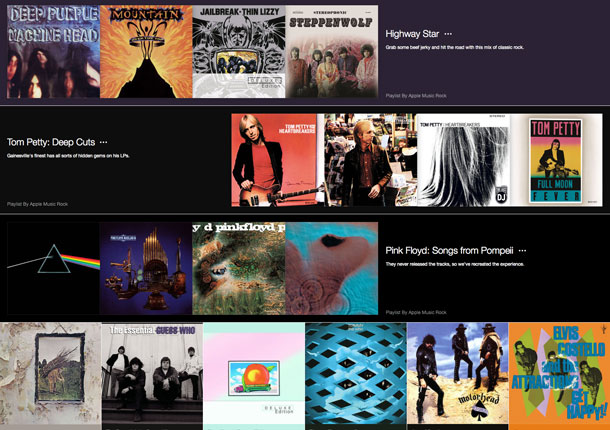 Apple Music lets you have lots of options for your musical enjoyment