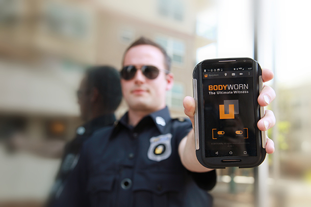 Body Cameras on Police