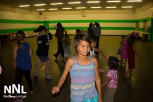 A night of smiles and fun at the Vale Community Council Back to School Dance