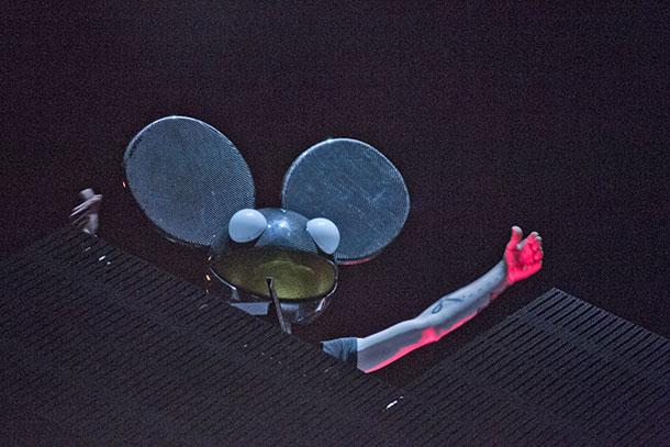 Deadmau5 Image by Carlos Delgado