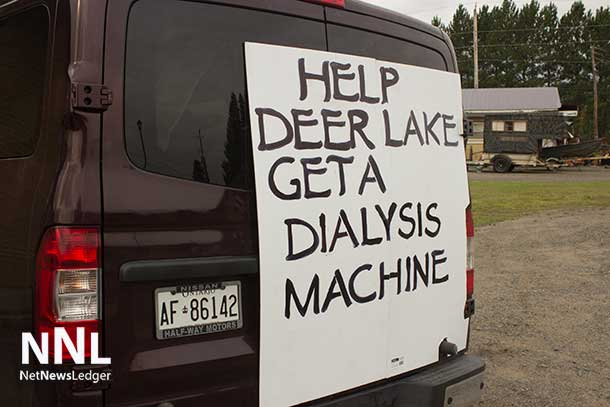 Over a million steps later, the Deer Lake Walkers have effected change in their community