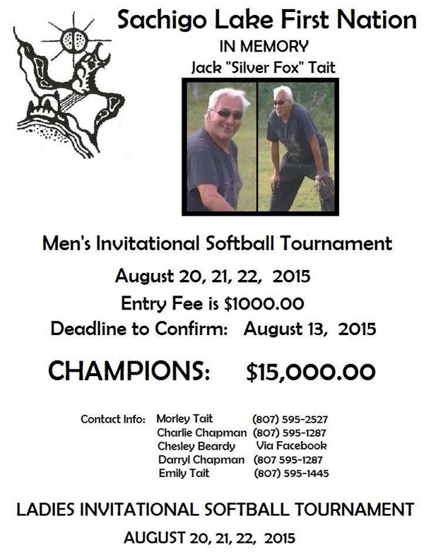 Jack Tait Memorial Baseball Tournament