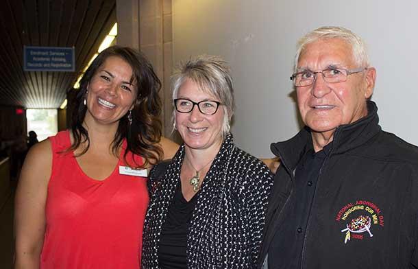 Patty Hajdu at Lakehead University