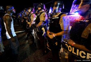 (Reuters) - St. Louis County issued a state of emergency for Ferguson, Missouri, on Monday, citing violence in the city on the anniversary of the shooting of unarmed black teenager Michael Brown by a white officer.