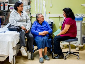 Thunder Bay Regional Health Science Centre is working to be more inclusive for the region