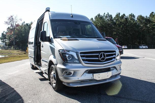 Mercedes Benz Sprint Bus