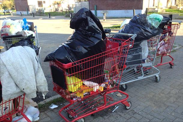 Neighbourhood clean up helps to make communities like the Limbrick Neighbourhood a better place to live.