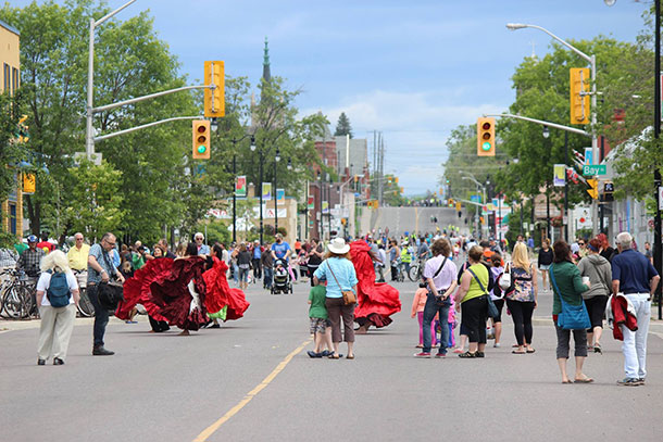 Open Streets in Thunder Bay is this Sunday