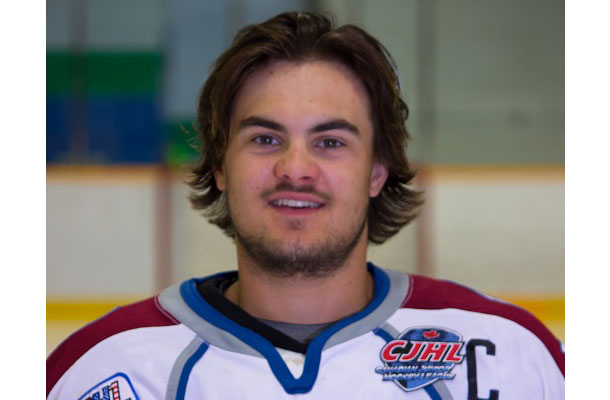 GM Ice Dogs McPhail named named initial Amyotte's Awards & Promotions player of the week