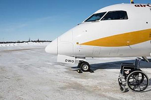 Air Creebec Dash 8