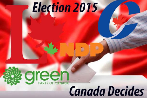 Canada Votes #elxn42