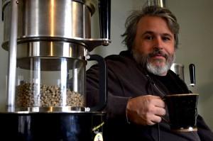 Jamie Nichols of Rose n Crantz Coffee Roasters