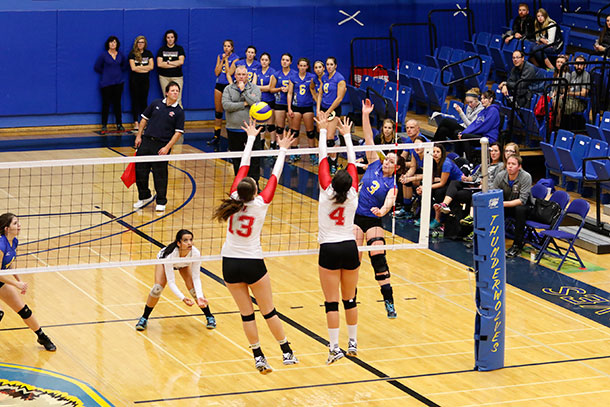 Lakehead Volleyball