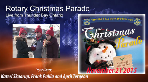 Thunder Bay Rotary Christmas Parade
