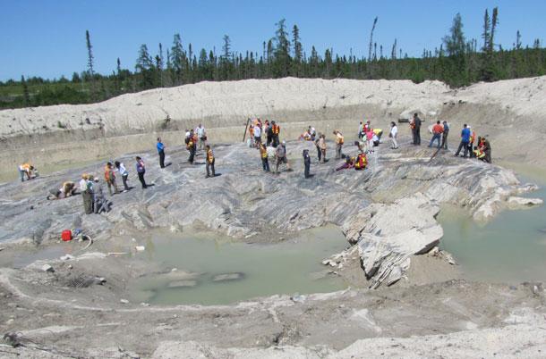Greenstone Mine