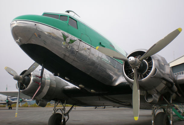 Buffalo Airways was featured on a popular History Channel Reality Show Ice Pilots