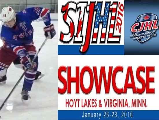 SIJHL Showcase 2016