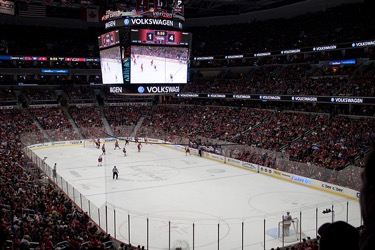 """Verizon Center in all its modern glory"" (CC BY 2.0) by  M. Janicki"