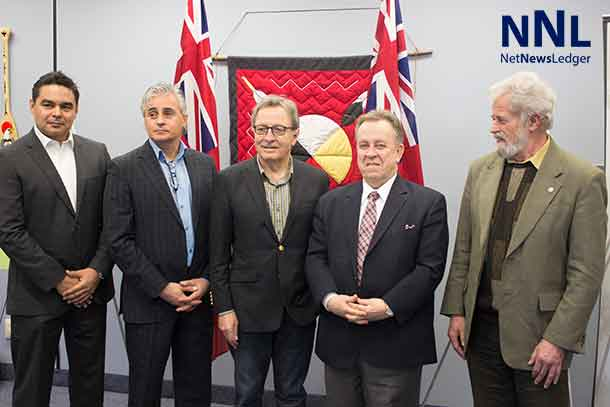 Climate Change Partnership announced in Thunder Bay