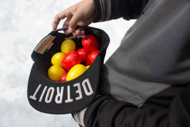 Loot for Everyone as the Hill City Kinsmen serve up a successful hunt