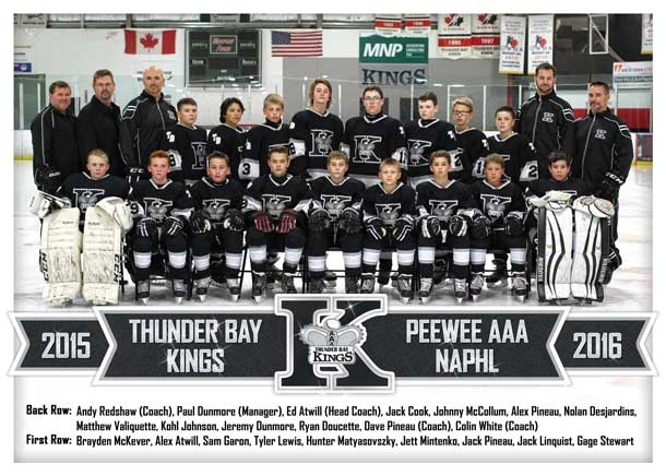 Thunder Bay Peewee Kings