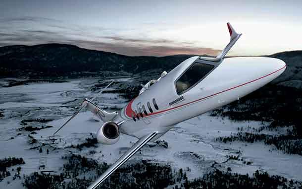 Learjet 70 Bombardier