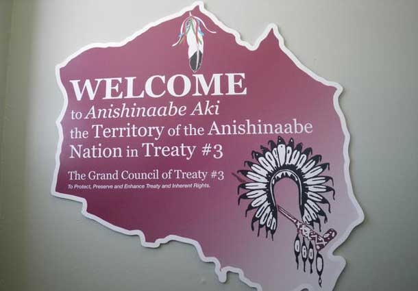 Treaty 3 Grand Council