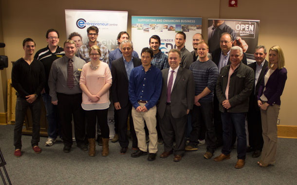 Celebrating the continued success of the Starter Company program in Thunder Bay