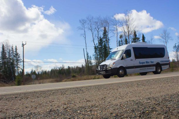 Kasper Mini Bus Service is expanding across Northwestern Ontario