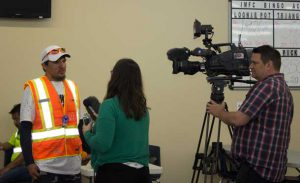 The Walk for Fort McMurray is gaining Canada wide exposure from CBC, CTV, APTN and NetNewsLedger along with print media