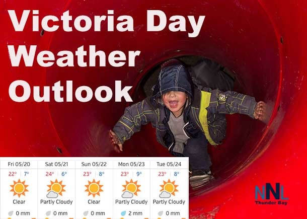 Victoria Day Weather