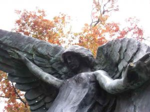 Black Angel. Photo: Wikipedia