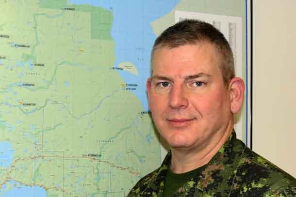 Lieutenant-Colonel Matthew Richardson