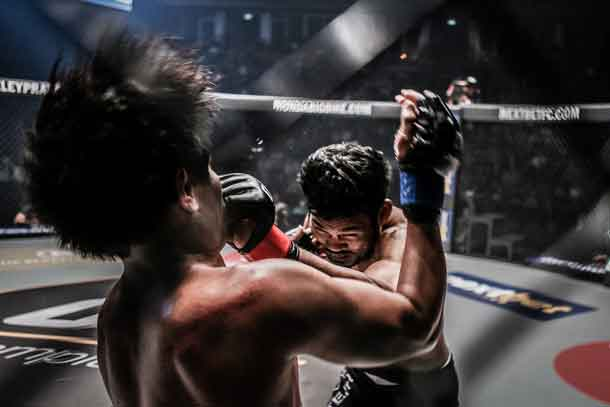 ONE: KINGDOM OF CHAMPIONS Fight 3 Results: Yodsanan Sityodtong TKOs Cambodia's Khon Sichan at 3:44 of round 1 for a sensational victory
