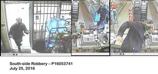 Alley's Corner Theft - Image TBPS