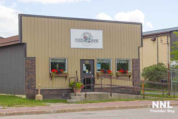 Food Bank in Dryden Ontario