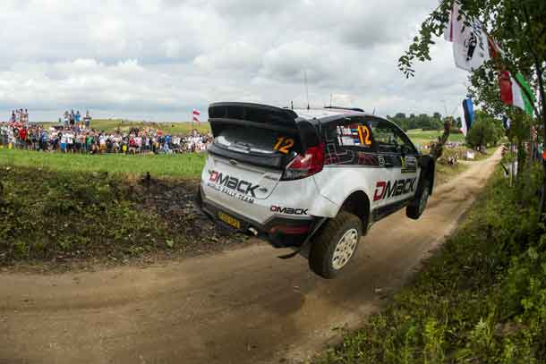 Red Bull - Polish car rally