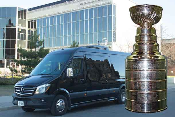 The Stanley Cup will be in Thunder Bay this week.