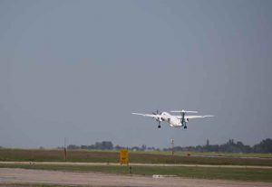 Westjet has expanded service in Brandon with more flights - Photo by Skylar Perreault