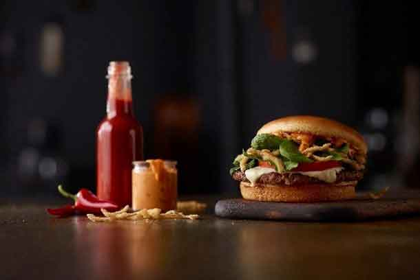 New Signature Big Mac Sandwich being tested in United States at McDonald's