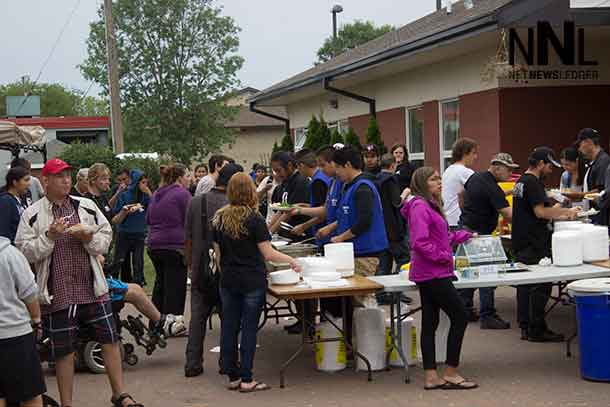 Feasting and Fundraising at the Rotary Shelter House Street Fair